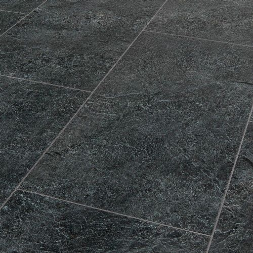 Finesse Silence Nevada Slate Grey Luxury Vinyl Tiles 1280mm x 295mm (Pack Of 7 )